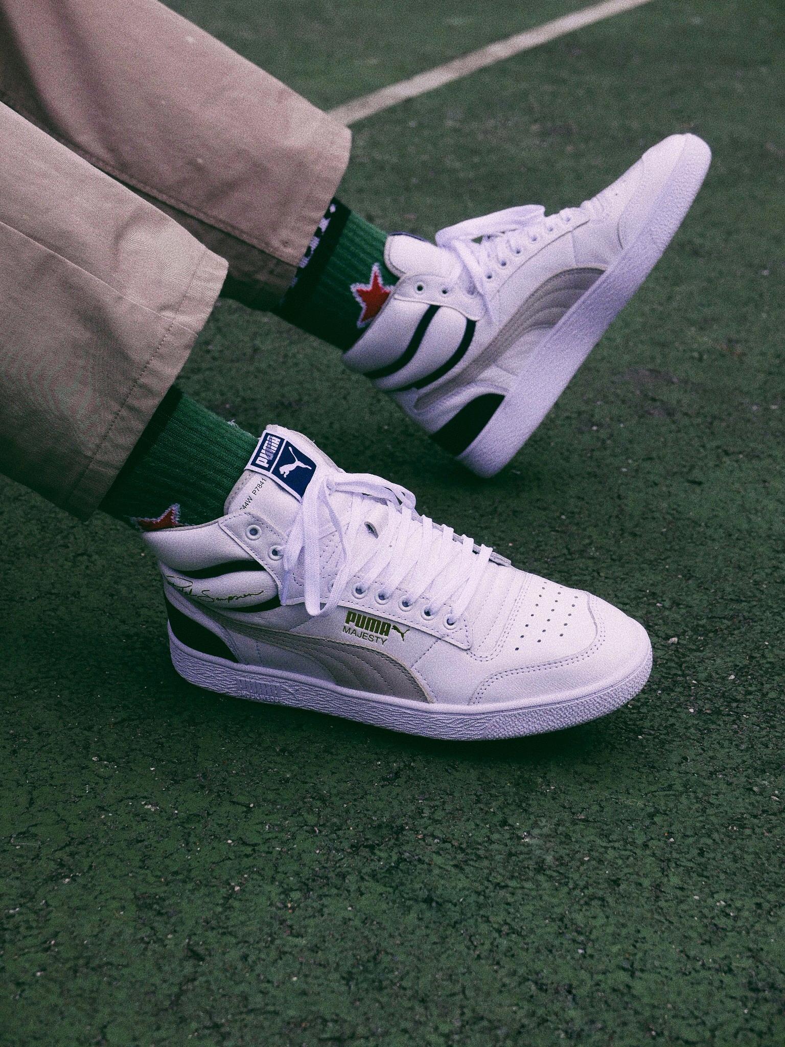 Puma Ralph Sampson | 1999年創業のスニ
