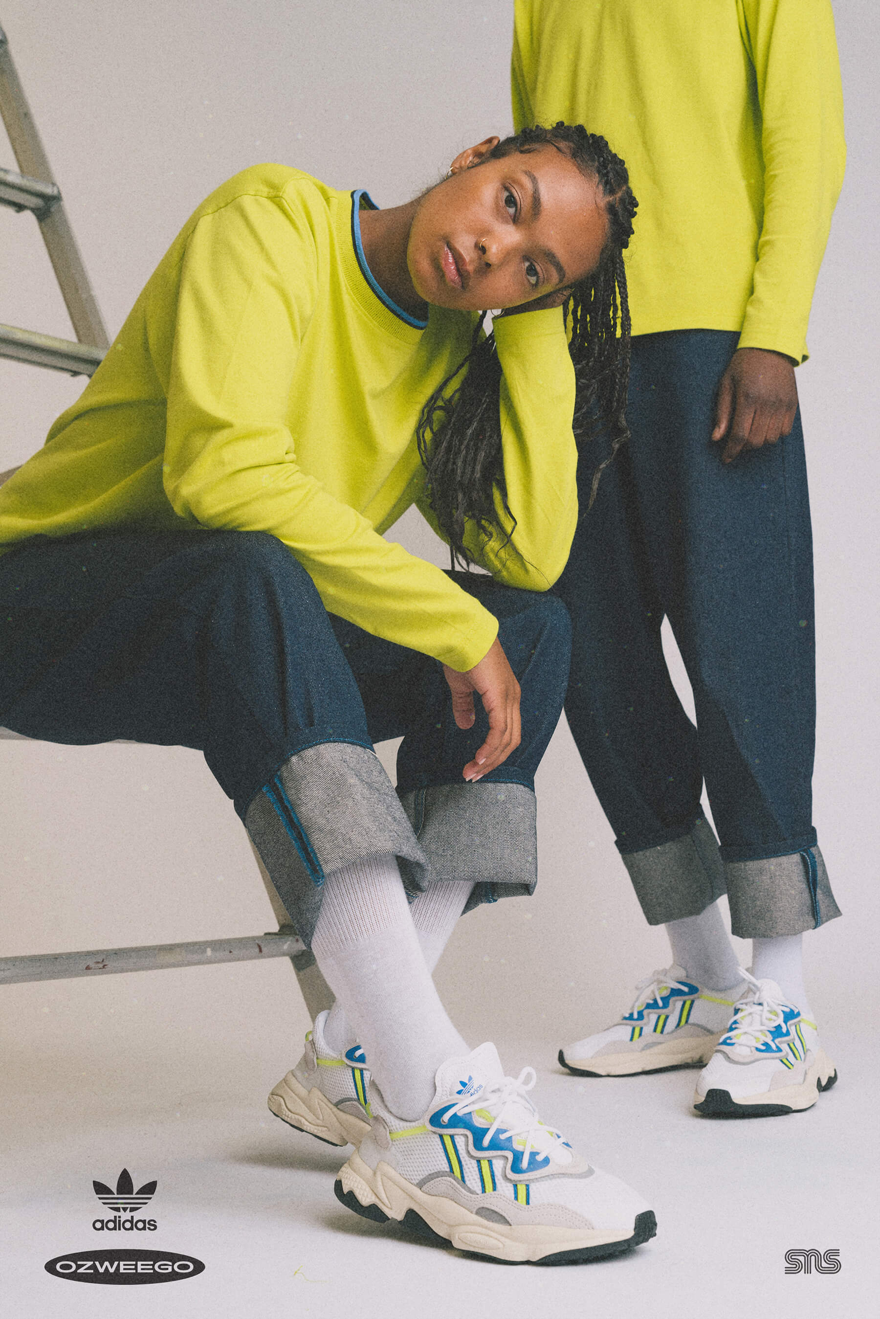 SNS Presents: adidas Ozweego   sneakers
