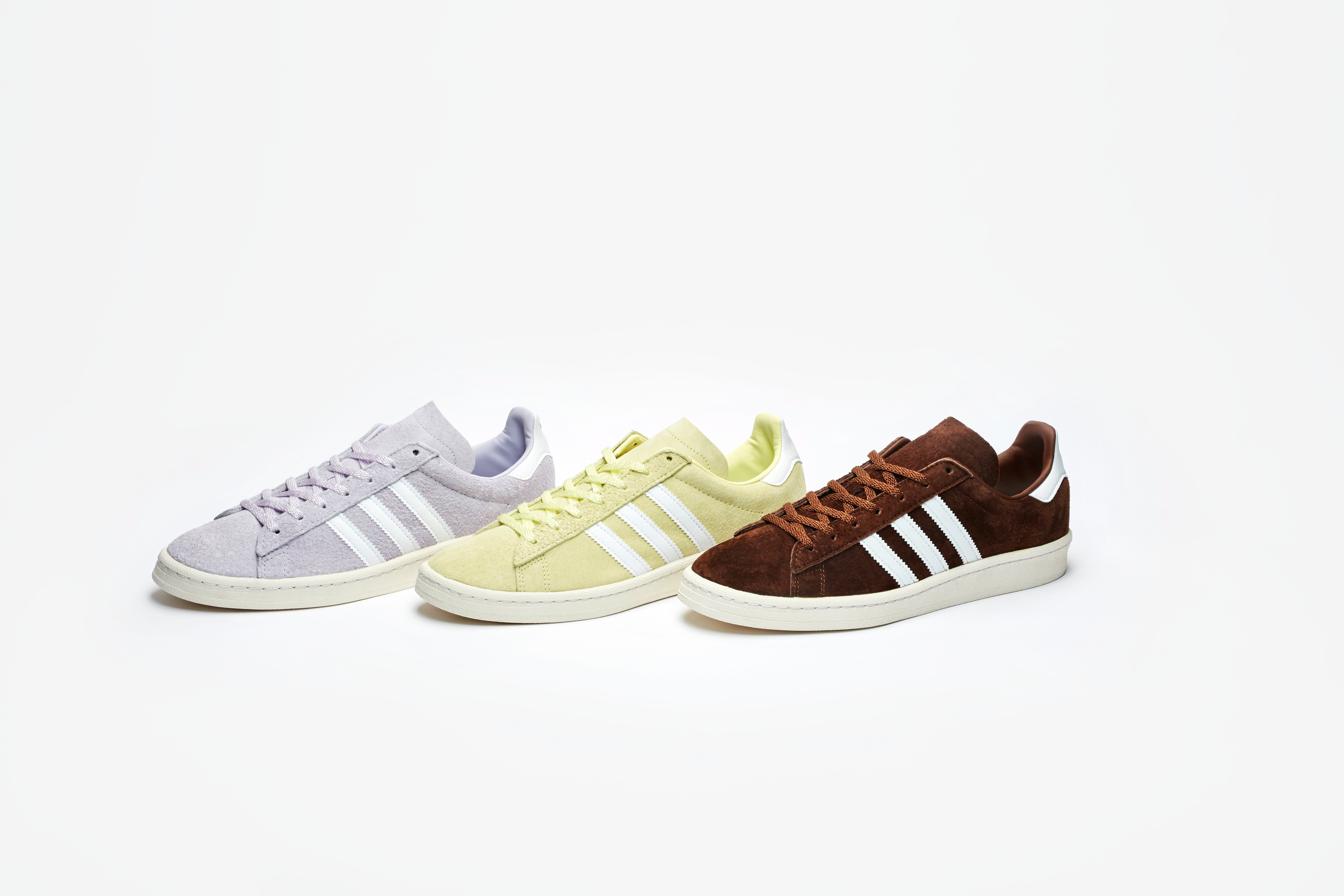 The adidas Campus makes its debut with
