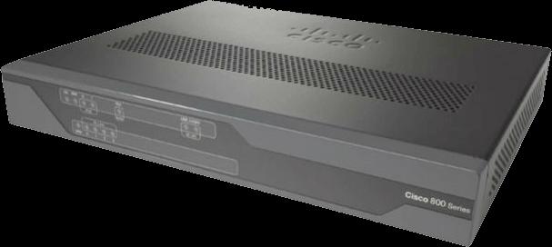 Cisco 880 router