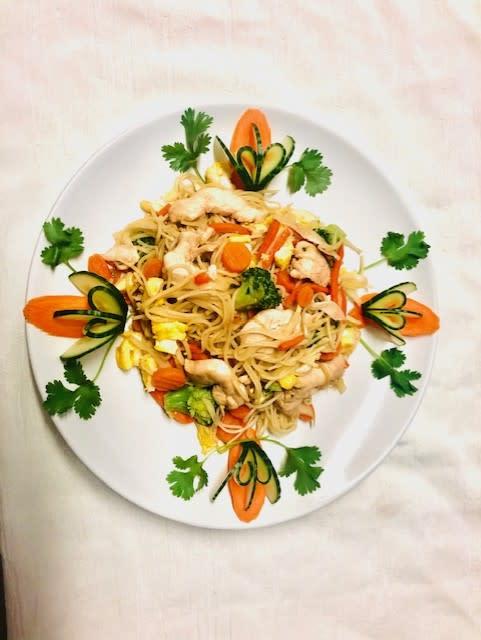 Viet Noodles | Kjúklinganúðlur