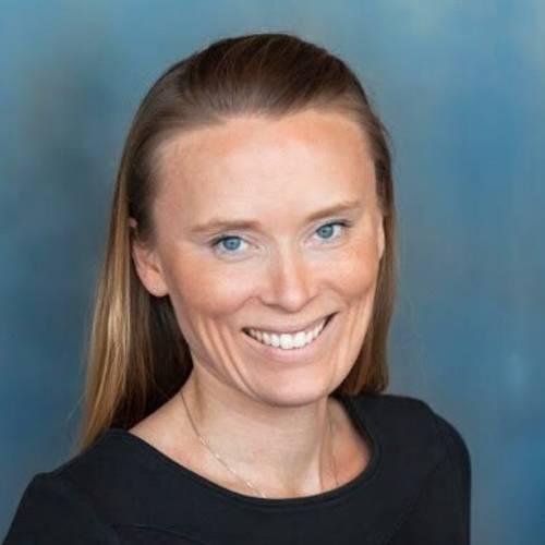 Jenný Ruth Hrafnsdóttir
