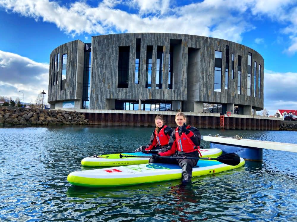 Paddle North Iceland