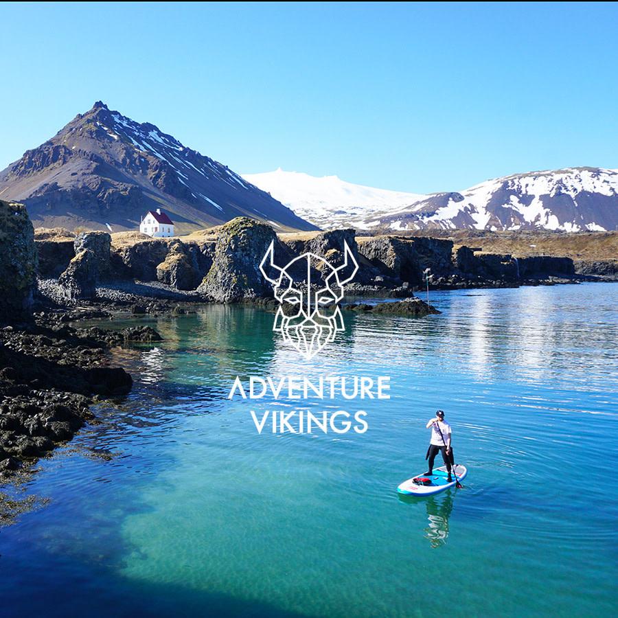 Adventure Vikings | SUP námskeið