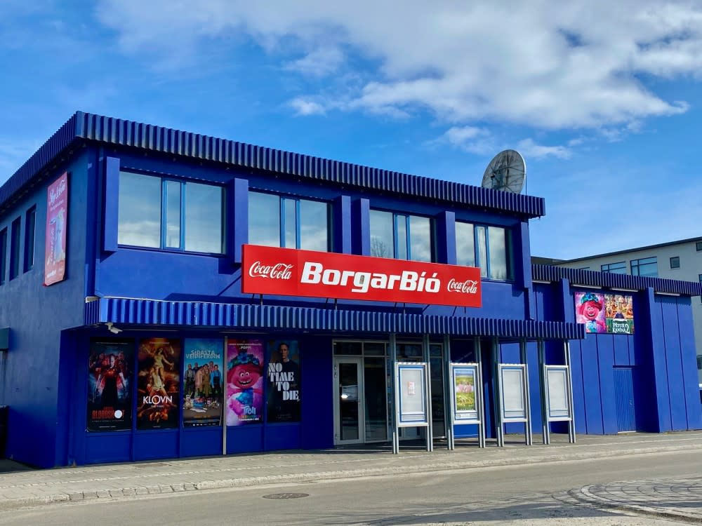 Borgarbíó á Akureyri