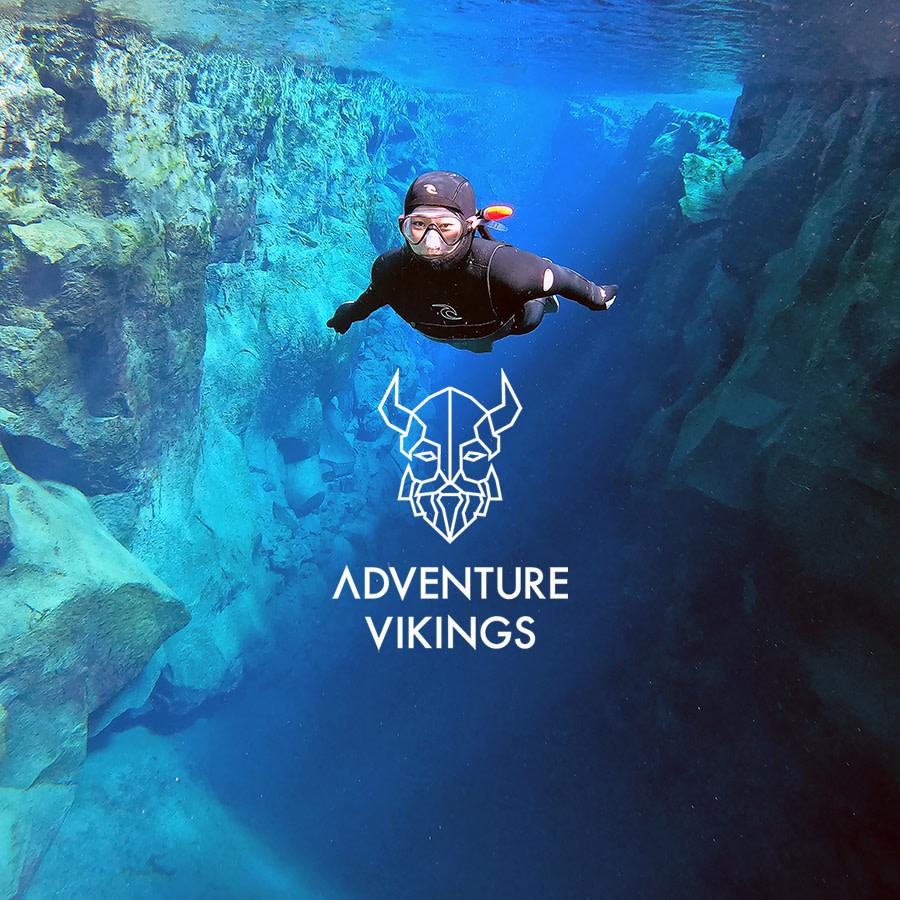 Adventure Vikings | Snorkl í Silfru í blautgalla