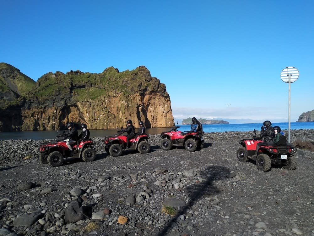 Volcano ATV