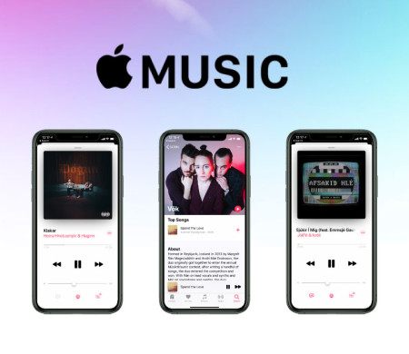 Apple Music er mætt til Íslands!