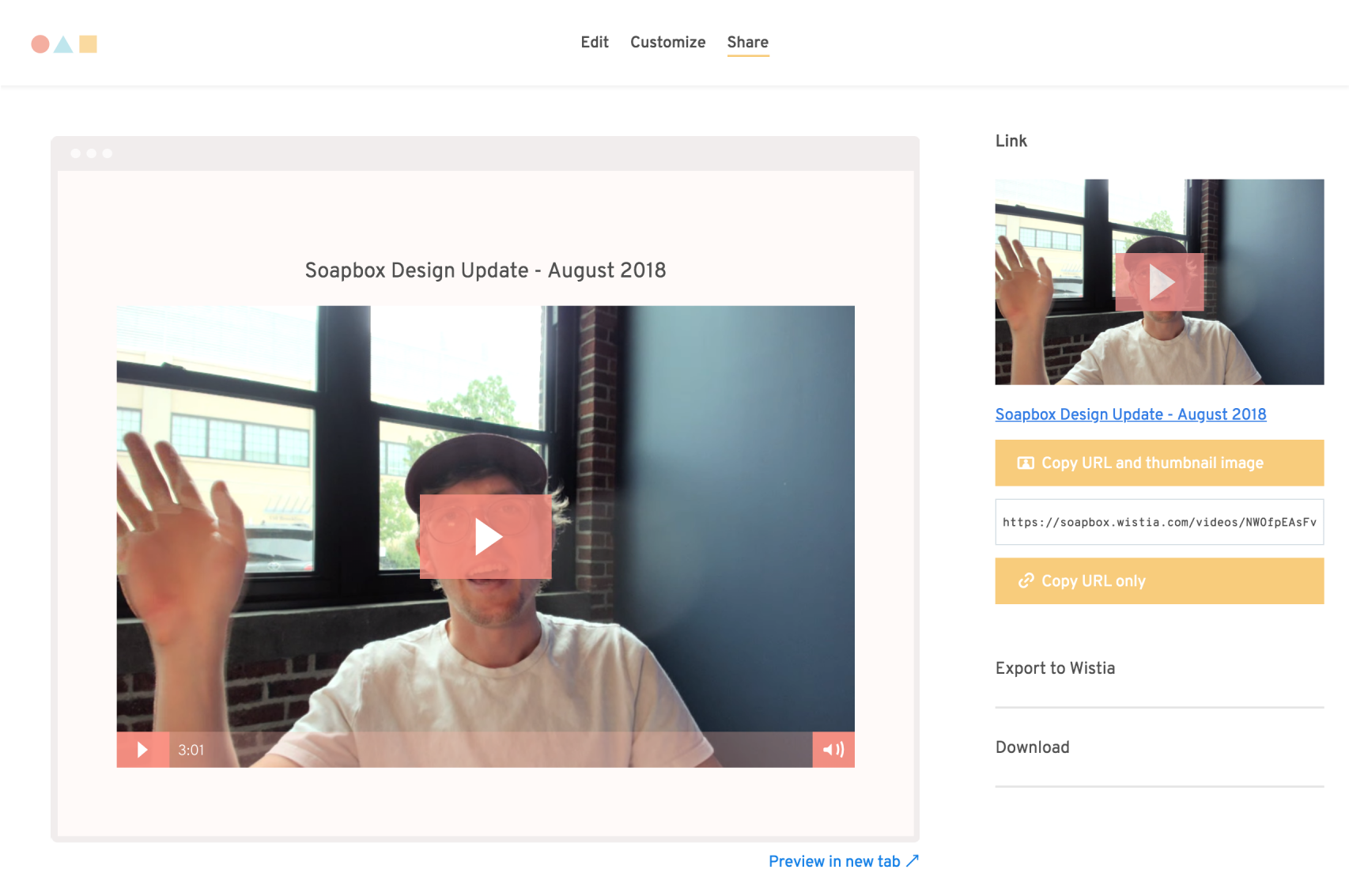 How We Redesigned the Soapbox UI and Editing Experience to