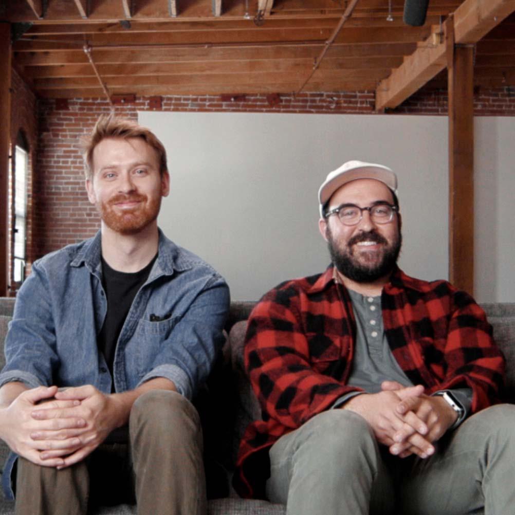 Adam Lisagor & Claude Zeins