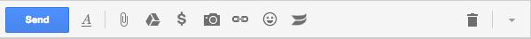 Chrome extension gmail detail