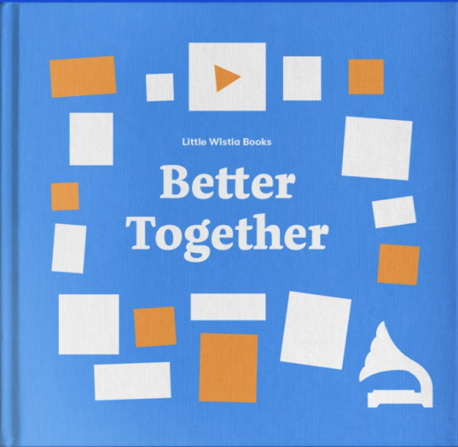 """""""Better Together"""" book cover"""