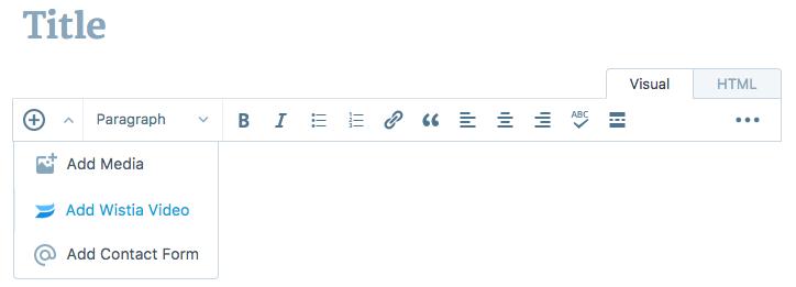 Chrome extension Wordpress