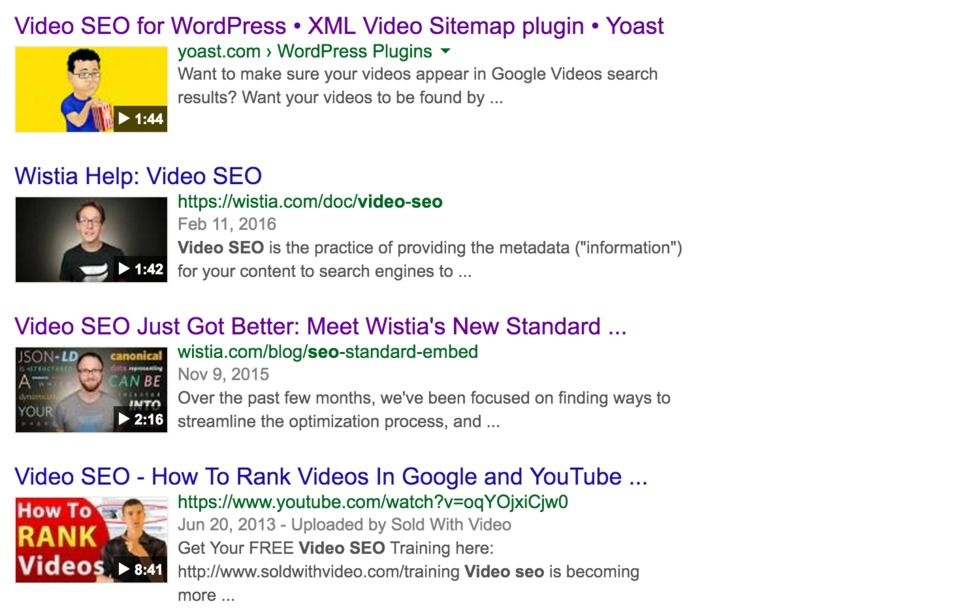 Video and Duplicate Content: What You Need to Know for SEO