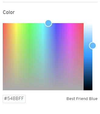 Soapbox Customize Player Color