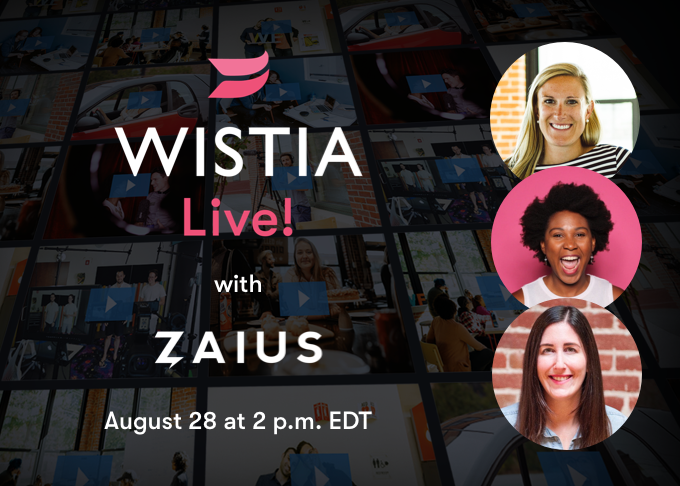 Register Now for Wistia Live!