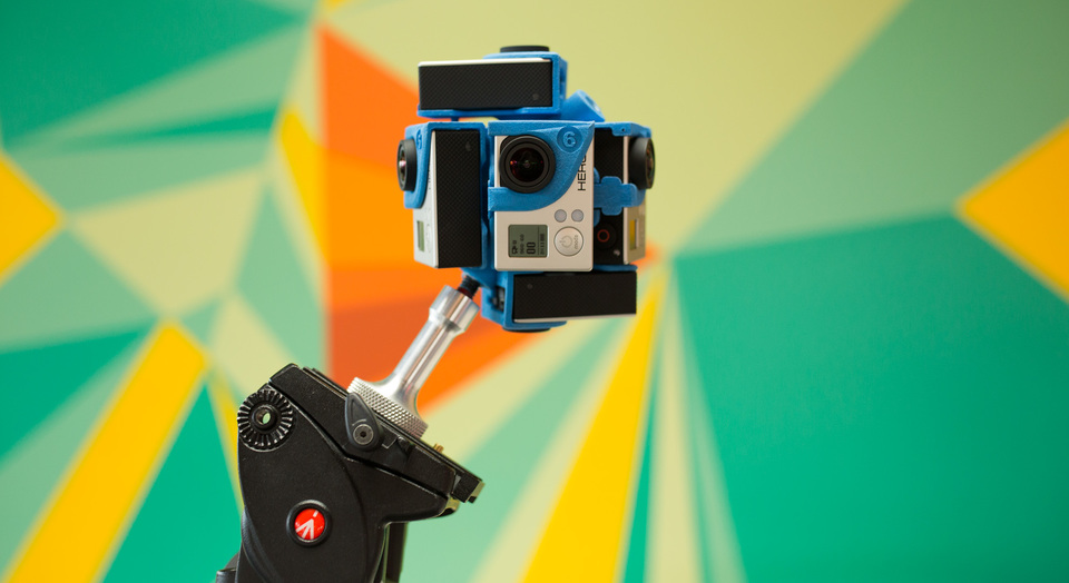 How to Stitch GoPro Footage into 360 Spherical Video