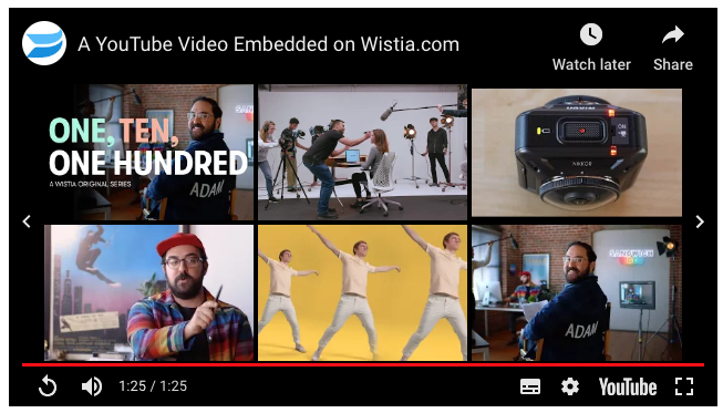 Wistia vs YouTube What's the Difference Wistia Learning Center
