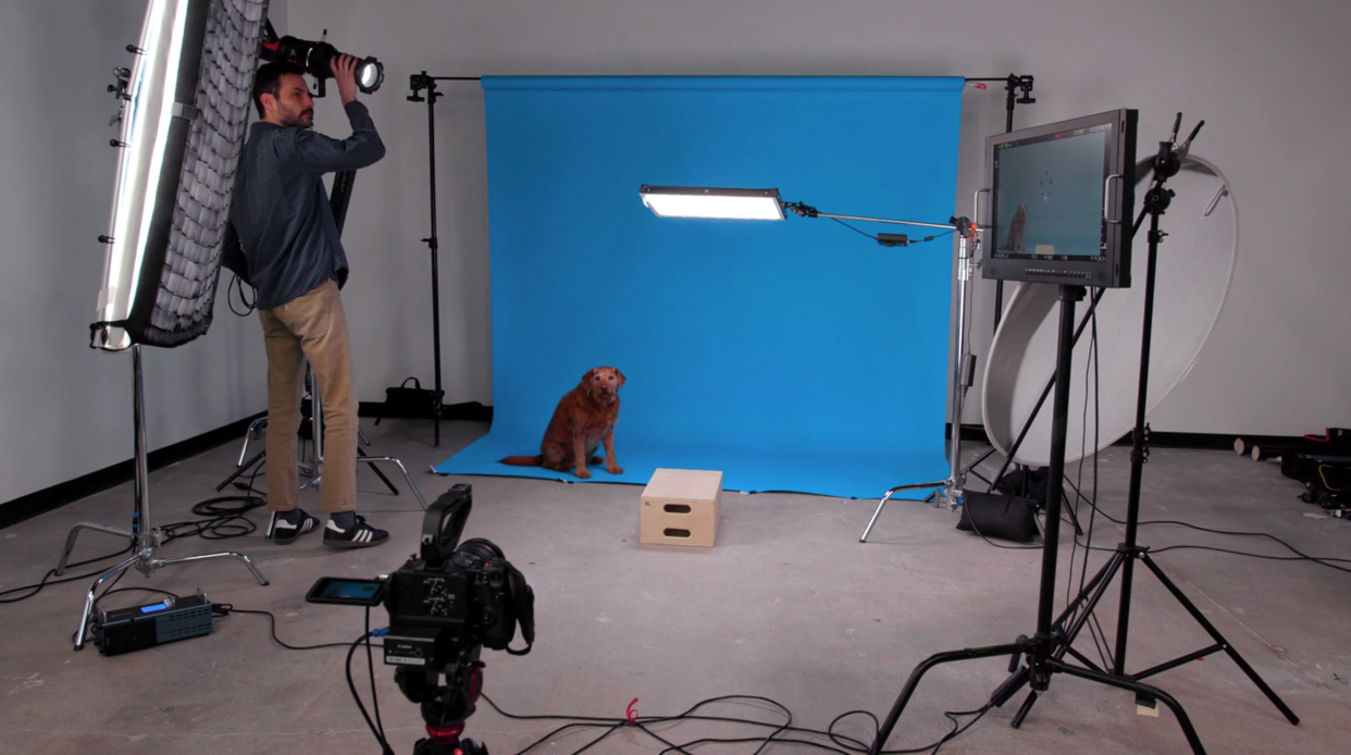 Wistia's Guide to Easily Color Match Your Backdrops