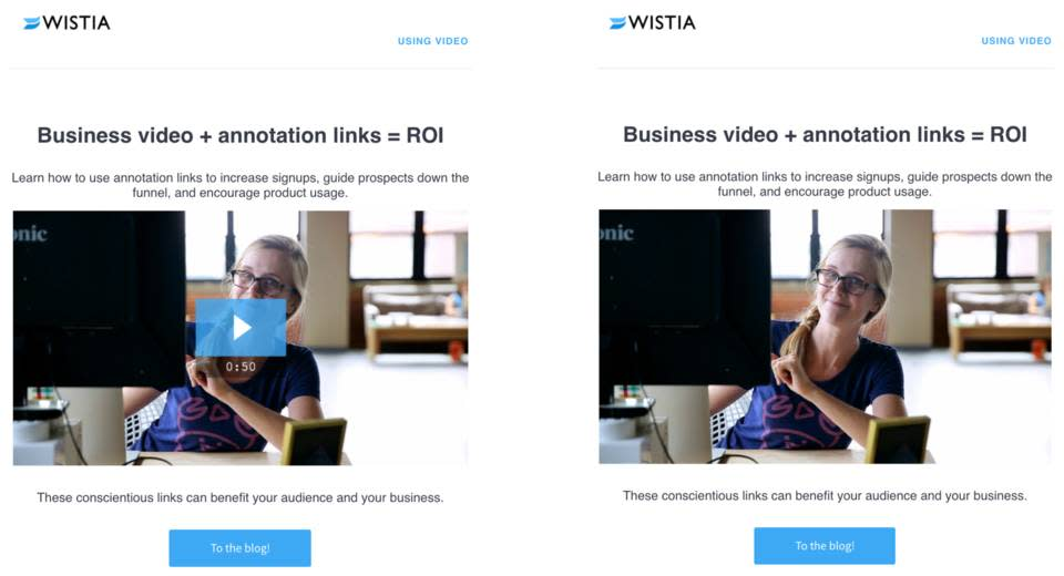 Wistia video a with thumbnail