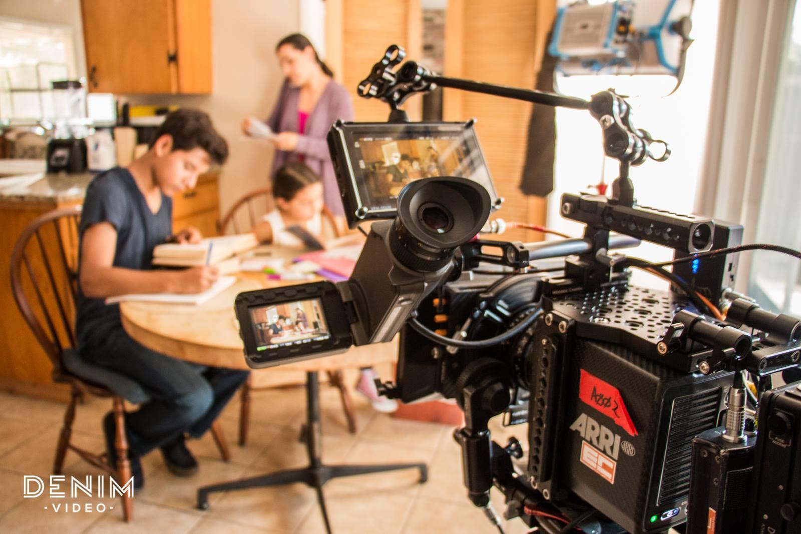 On Denim Video Film Set 1