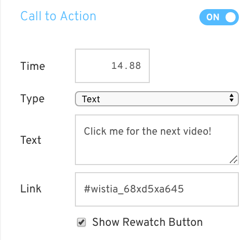 embed links call to action