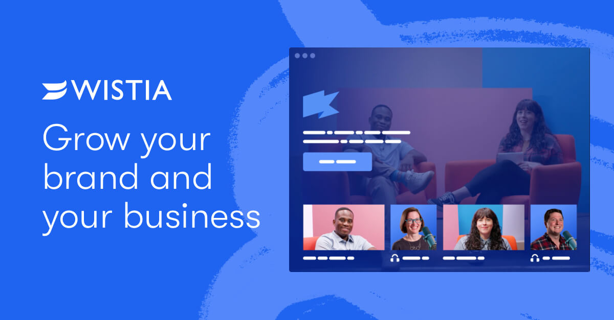 Wistia Marketing Tools