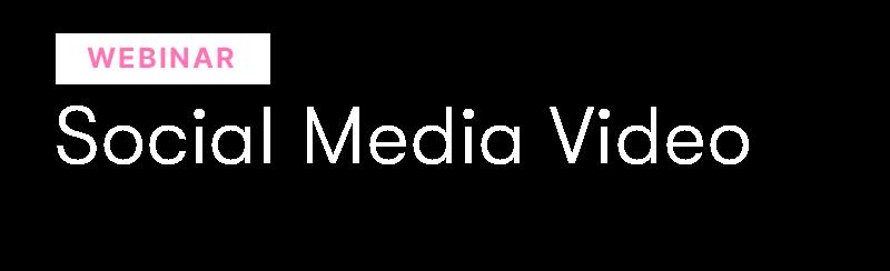 Lights, Camera, Social: How to Use Video on Social Media