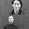 Jim Hohl and Justin Park