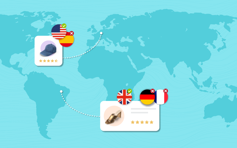 Can't read it, won't buy it: Ecommerce localization best practices and insights for success