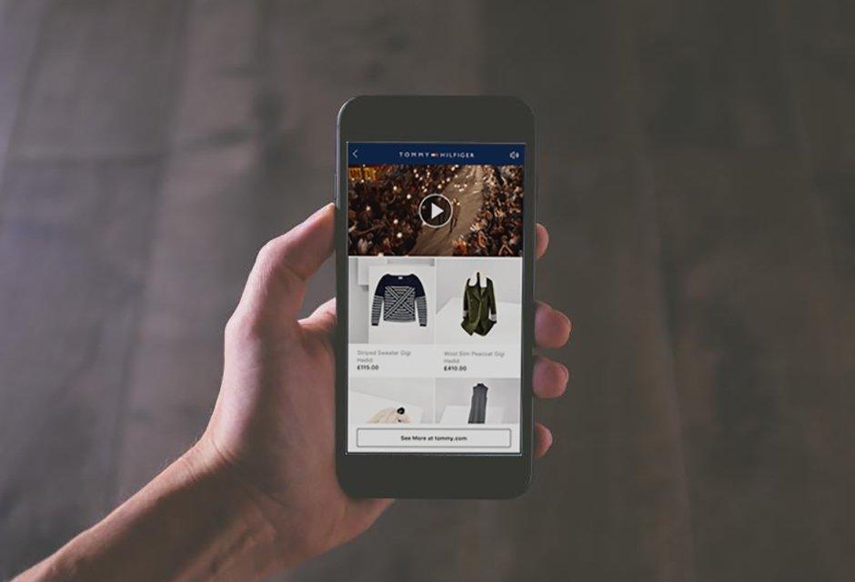 Facebook Collection Ads: Geschichten erzählen mit Produktkatalogen