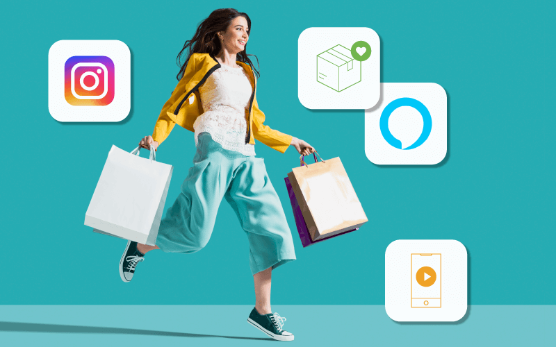 Ecommerce trends 2020: social shopping, pure play marketplaces, and more