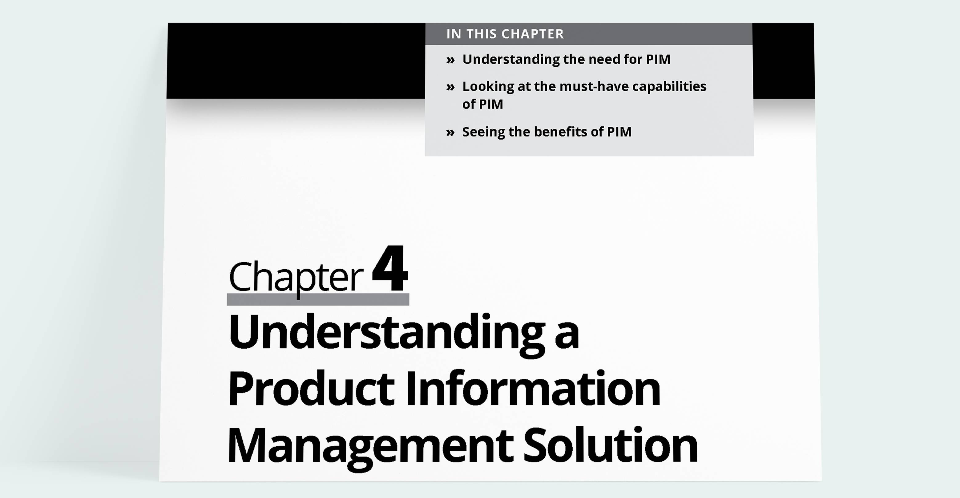 Product Experience Management for Dummies - Preview 1