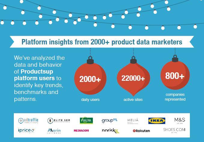 Maximaler Erfolg im Weihnachtsgeschäft: Wie mehr als 2.000 Marketer ihre Produktdaten herausputzen [Infografik]