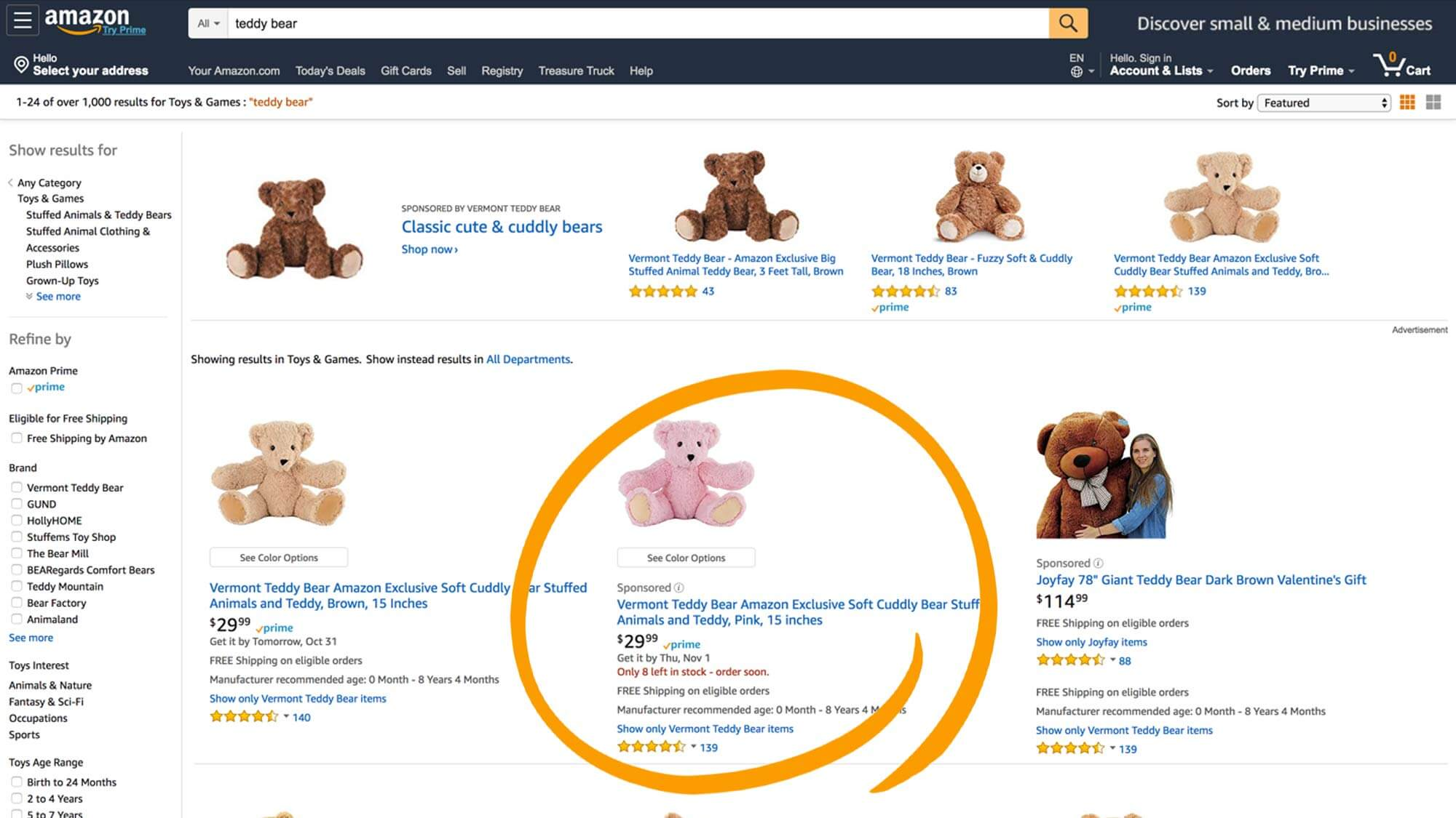 Sell More On Amazon Prime Day With These 5 Powerful Tactics Infographic