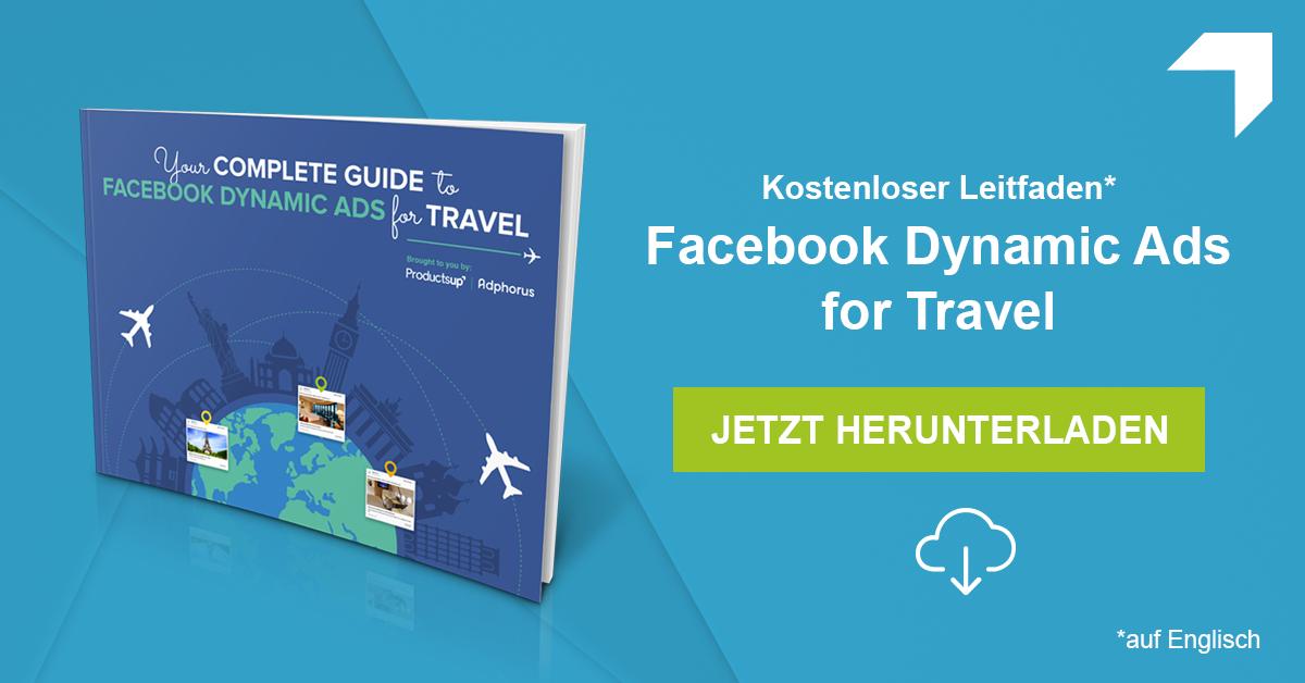 Leitfaden Dynamic Ads Travel