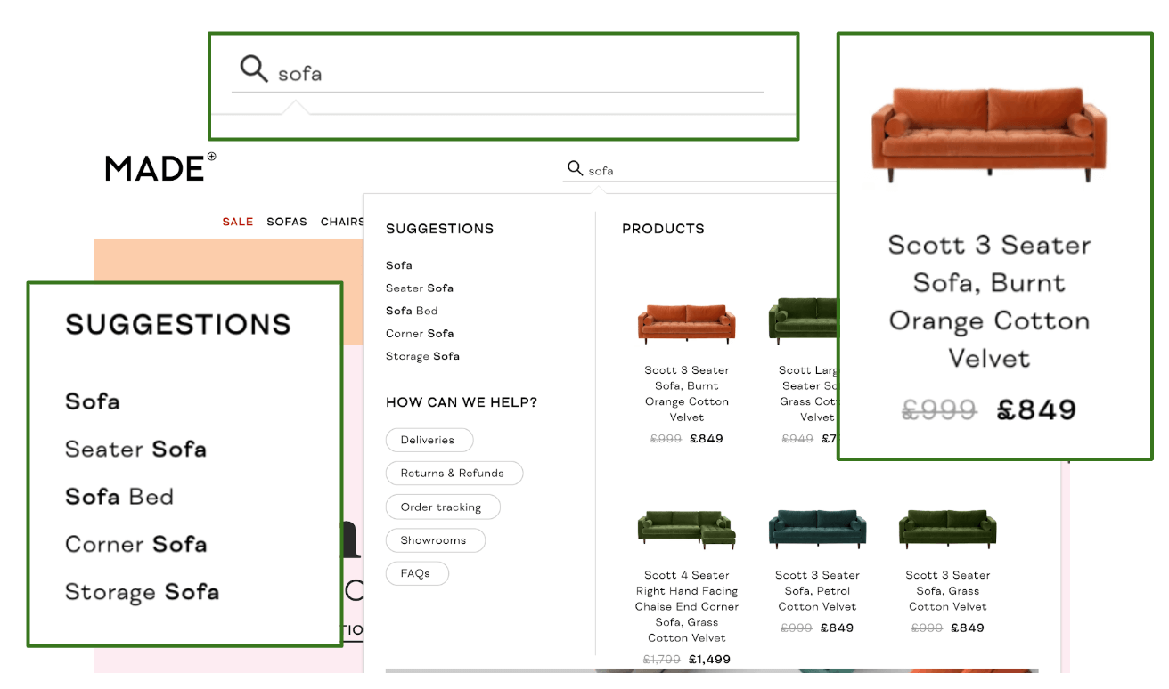 on-site-search-sofa-example