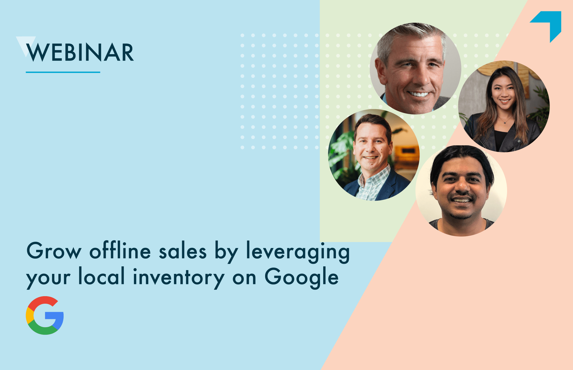 Grow offline sales by leveraging your local inventory on Google