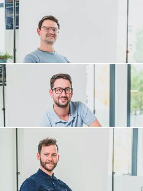 Thilo Haas / Benjamin Brossi / Peter Manser