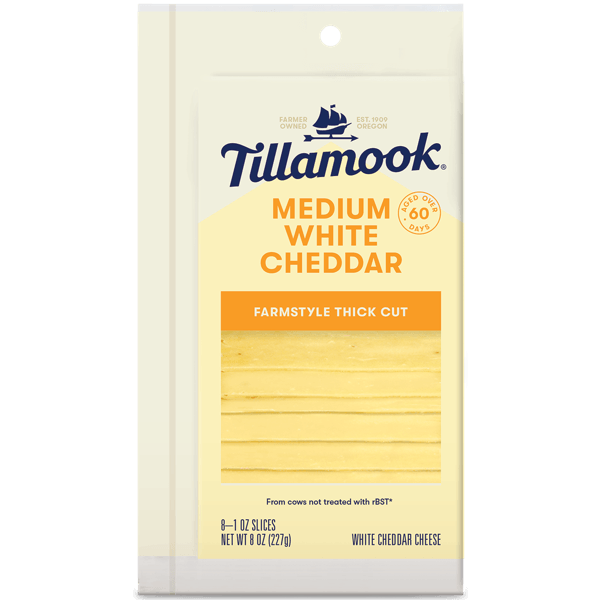 Medium White Cheddar