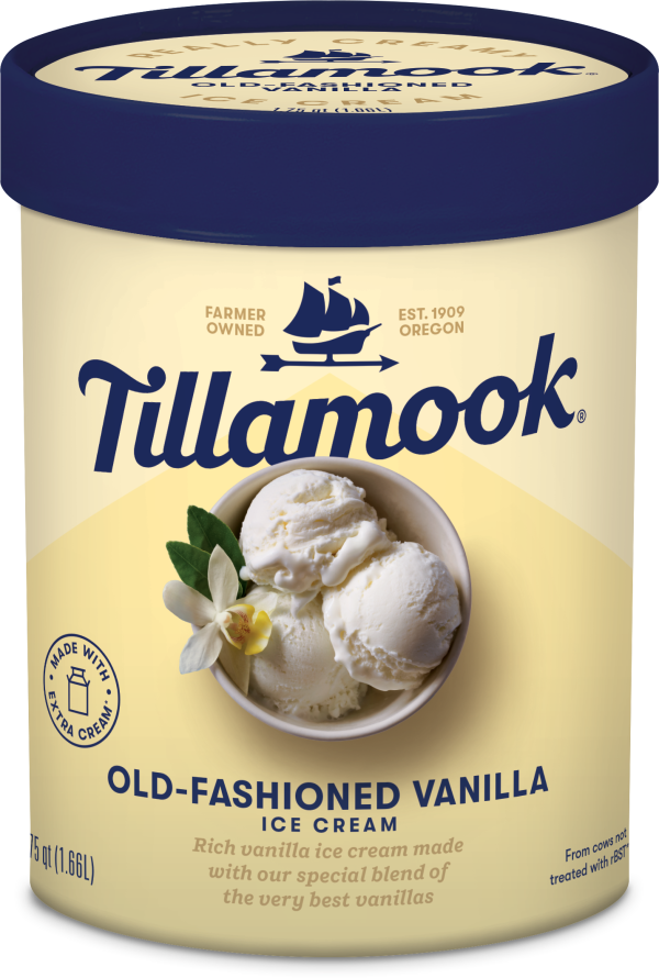 Old-Fashioned Vanilla Ice Cream