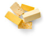 Medium Cheddar Portions