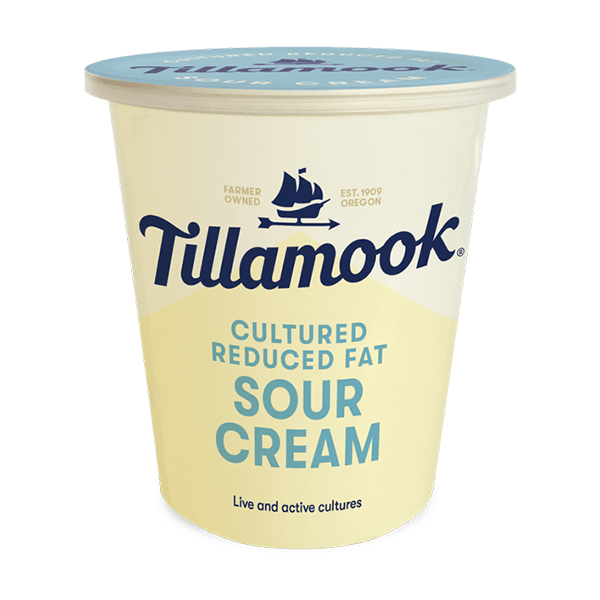 Reduced Fat Sour Cream