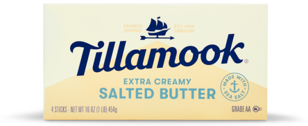 Simply better butter