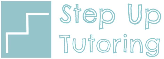 Step Up Tutoring logo