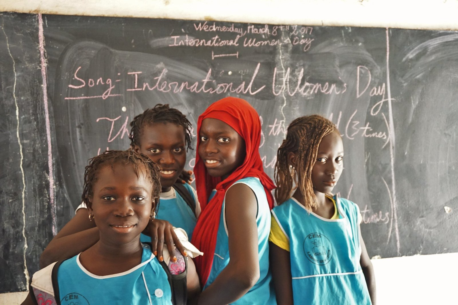 education in Senegal