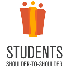 shoulder to shoulder logo