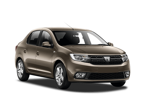 Dacia logan marron