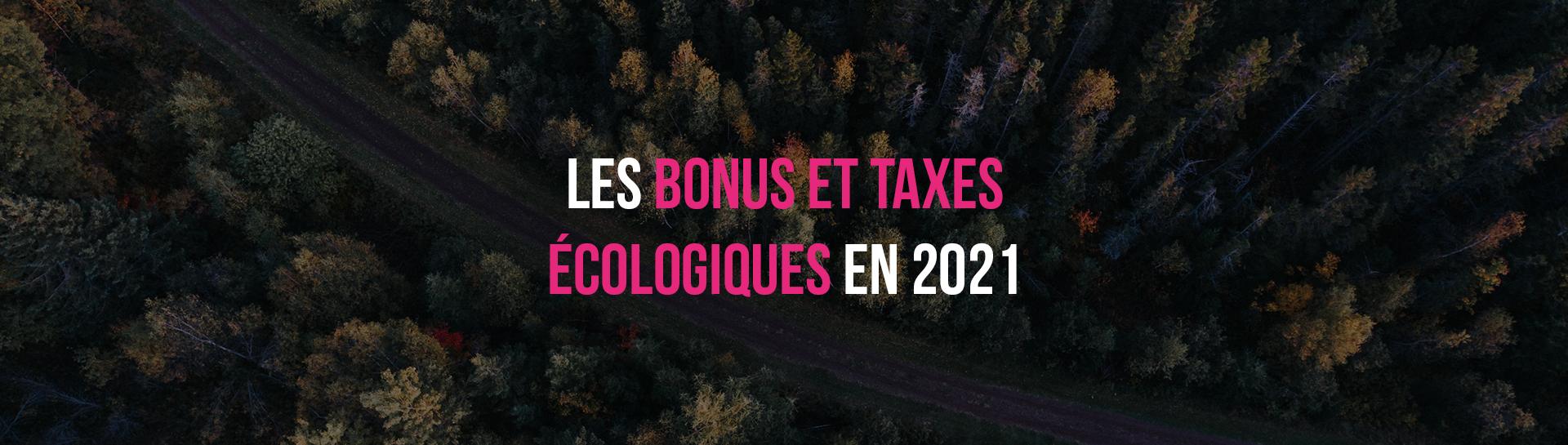 Bannière éco-taxe