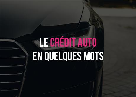Bannière crédit auto format mobile